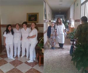 Susana Y Anabel Inician Su Voluntariado Formativo En La
